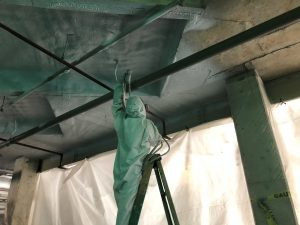 Spray Foam Insulation Garage