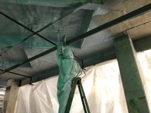 Spray Foam Insulation Garage